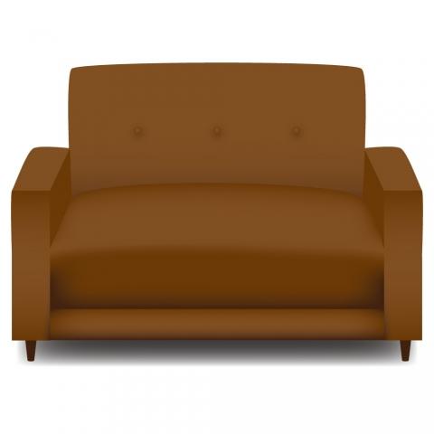 ソファーのイラスト