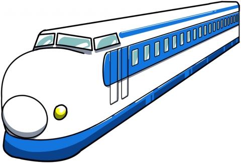 新幹線の懐かしいイラスト 無料イラストのimt 商用ok加工ok