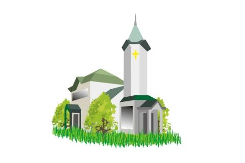 教会のイラスト 無料イラストのimt 商用ok加工ok