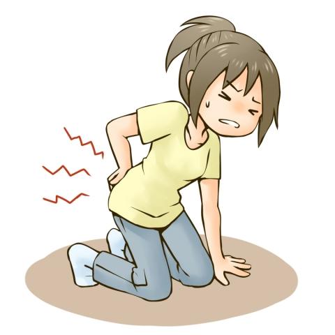 「イラスト 無料 腰痛い」の画像検索結果
