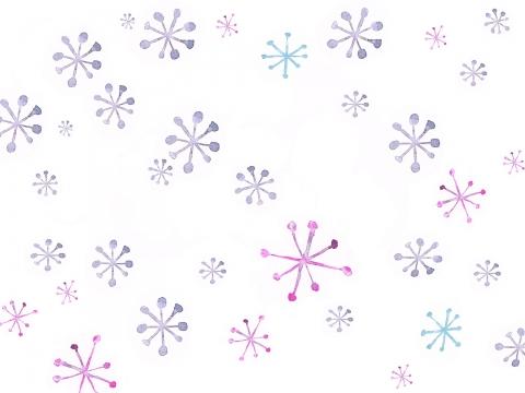 雪の結晶の壁紙 無料イラストのimt 商用ok加工ok