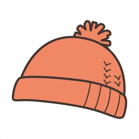 ニット帽子のイラスト 無料イラストのimt 商用ok加工ok