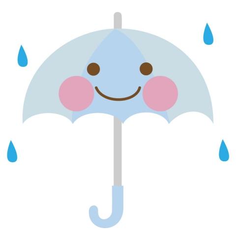 「雨 イラスト」の画像検索結果