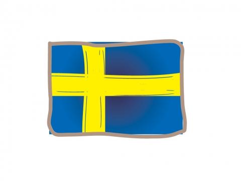 「イラスト無料 スウェーデン 」の画像検索結果