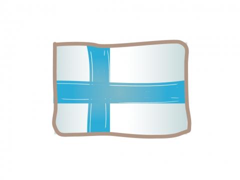 「イラスト無料 フィンランド」の画像検索結果