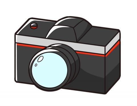 カメラのイラスト 無料イラストのimt 商用ok加工ok